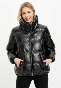 DeFacto - Winter jacket - black - 0