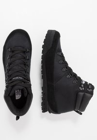 The North Face - M BACK-TO-BERKELEY NL - Stivaletti stringati - black - 1