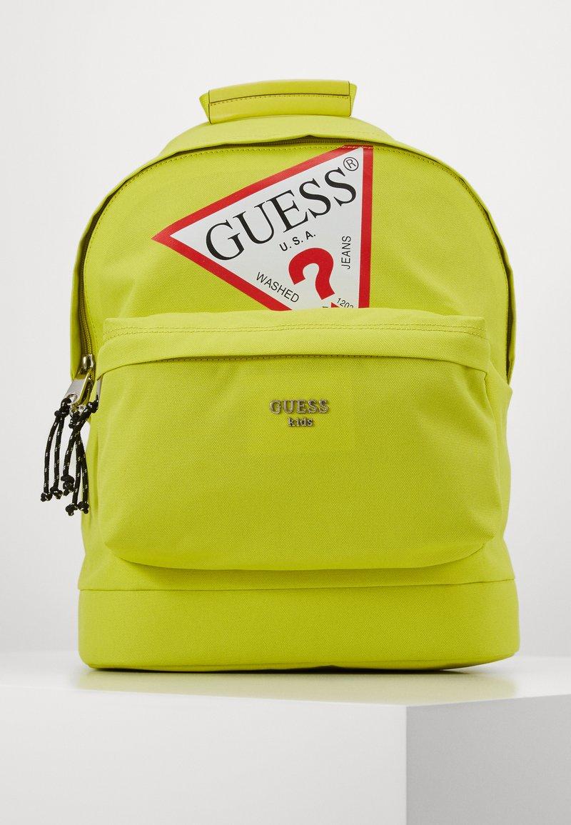 Guess - BACKPACK UNISEX - Rucksack - shiny light green