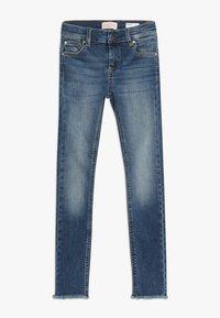 Kids ONLY - Jeans Skinny Fit - medium blue denim - 0