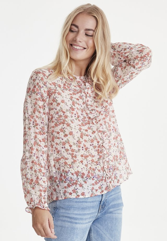 DIANA  - Blouse - light red
