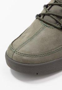 Timberland - DAVIS SQUARE - High-top trainers - dark green - 2