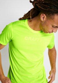 Craft - CORE ESSENCE TEE  - Print T-shirt - flumino - 3