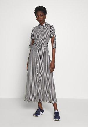 Košilové šaty - white