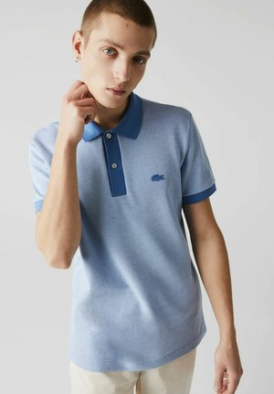 Polo shirt - bleu/bleu/blanc