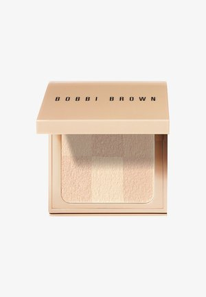 NUDE FINISH ILLUMINATING POWDER - Highlighter - bare