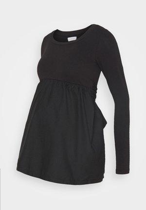 MLCAROLINA MIX  - Langærmede T-shirts - black