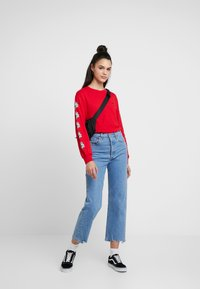 Obey Clothing - OBEY CUBE - Long sleeved top - red - 1
