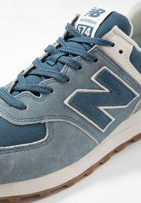 New Balance - Baskets basses - blue - 5