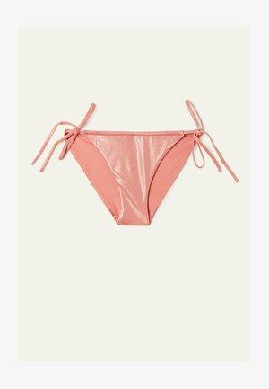 Bikini bottoms - dark nude
