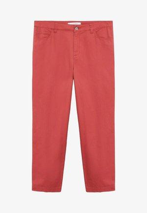 PEPI - Trousers - rot