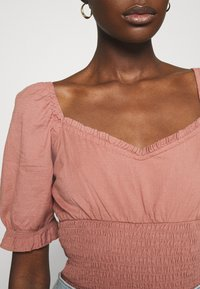 Abercrombie & Fitch - MIMOSA - Blouse - pink - 5