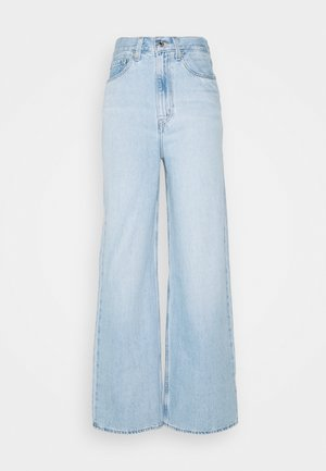 HIGH LOOSE - Flared Jeans - full circle