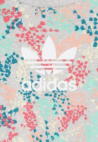 adidas Originals - TEE DRESS - Jerseyklänning - multicolor/white - 3
