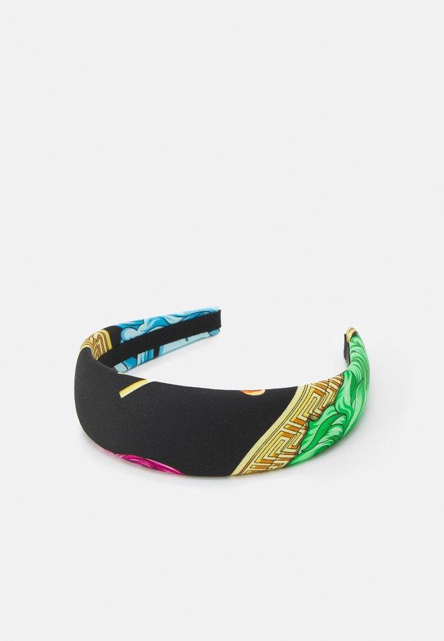 CERCHIETTO - Accessoires cheveux - nero/multicolor