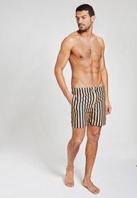 Shiwi - Swimming shorts - satsuma spritz yellow - 1