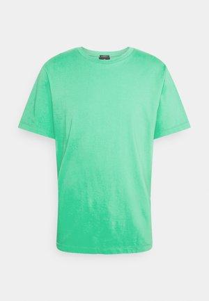 Jednoduché triko - spearmint
