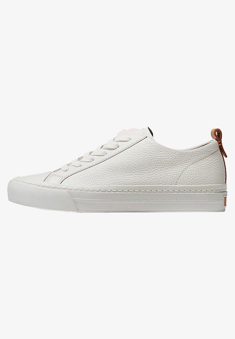 Massimo Dutti - Baskets basses - white