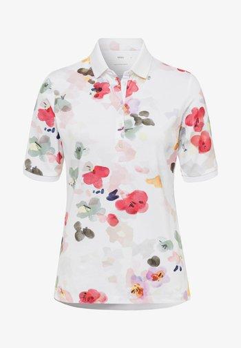 STYLE CLEO - Polo shirt - white