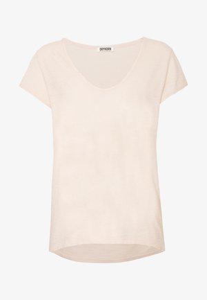 AVIVI - Basic T-shirt - powder