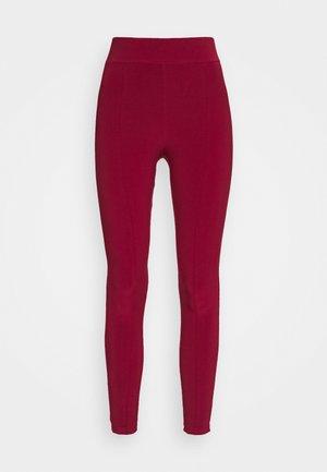 BAHAMAS - Leggings - Hosen - red
