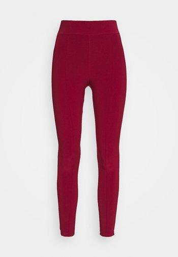 BAHAMAS - Leggings - red