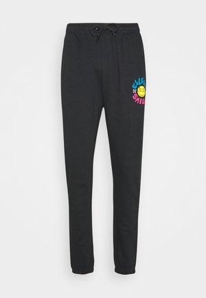 GLEEPO PANT - Tracksuit bottoms - dark grey