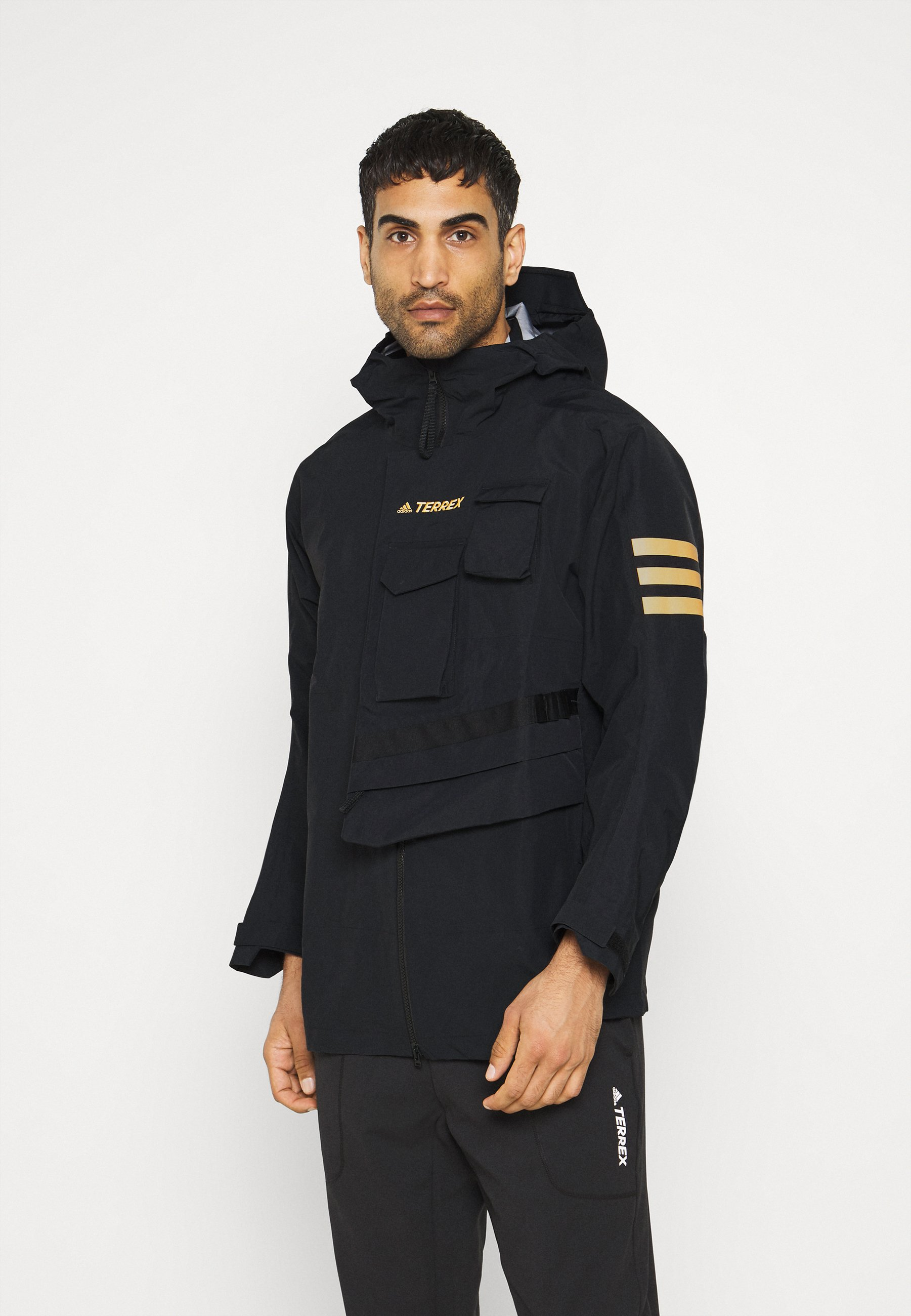 Men XPLORIC RAIN JACKET - Hardshell jacket