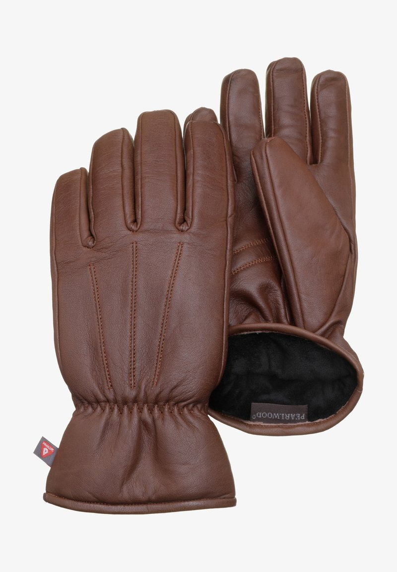 Pearlwood - Gloves - brandy