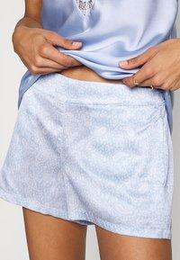 Etam - DUMBLE SHORT - Bas de pyjama - azur - 3