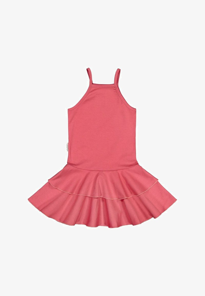 GUGGUU - SPAGHETTI STRAP DRESS SPAGET - Day dress - cherry bomb