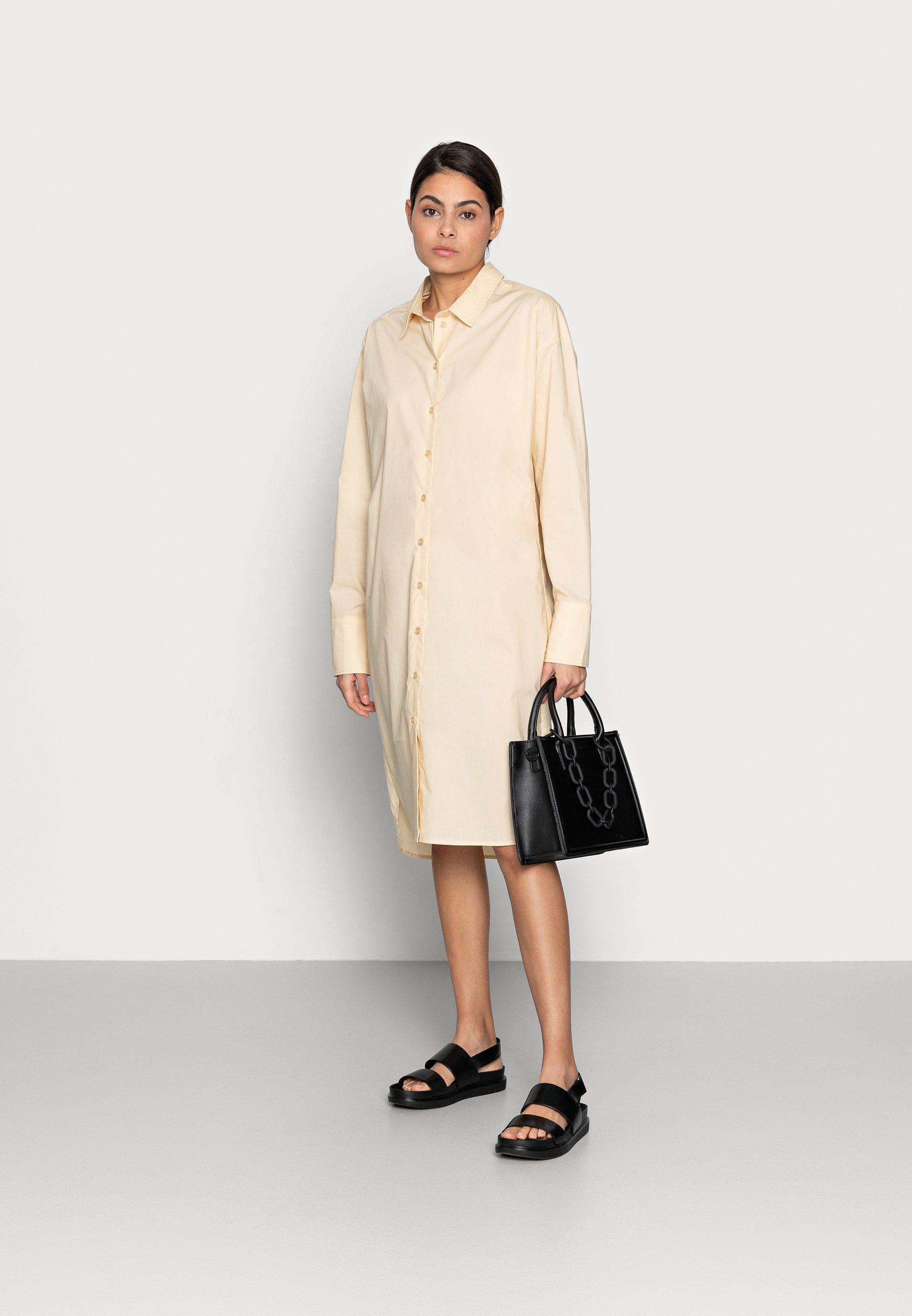Mujer NILLY SHIRT - Vestido camisero