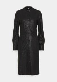 Culture - ALINA DRESS - Kjole - black - 0