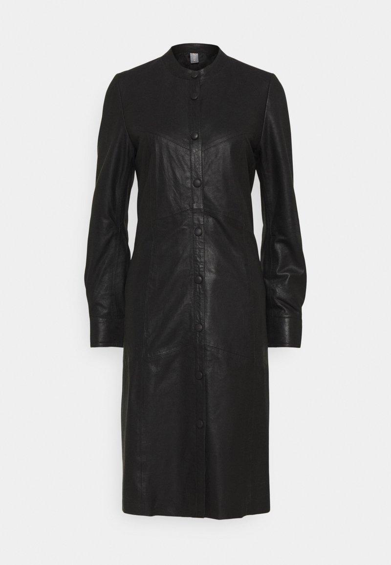 Culture - ALINA DRESS - Kjole - black