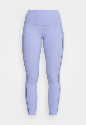 YOGA LUXE 7/8 - Tights - light thistle/sapphire