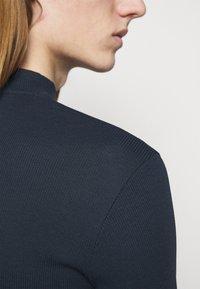 DRYKORN - MORITZ - Long sleeved top - dark blue - 4