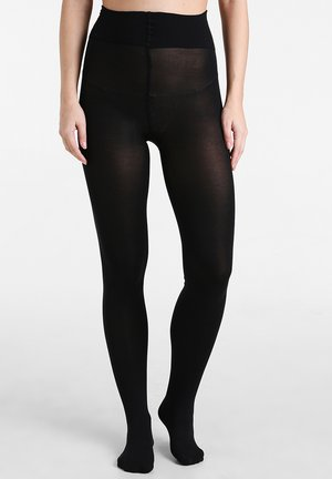 STRUMPFHOSE 3D PREMIUM MATT 80 DEN - Tights - black