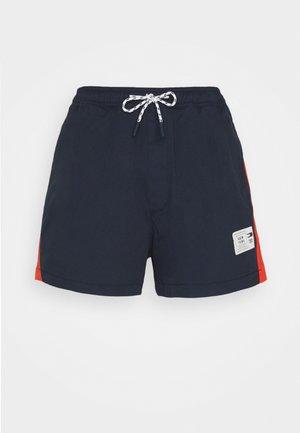 SIDE PANEL RUNNER - Shorts - twilight navy/horizon