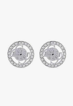 TROPICAL SUN - Earrings - silver-coloured