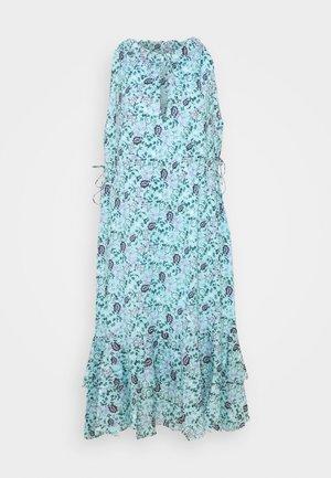 CAROLINA DRESS - Maxi dress - blue/multi