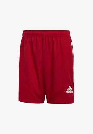 CONDIVO 20 SHORTS - Sports shorts - red