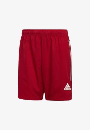 CONDIVO 20 PRIMEGREEN SHORTS - Sports shorts - red