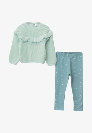 Tracksuit - turquoise
