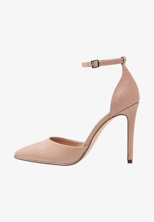 ICONIS - Zapatos altos - light pink