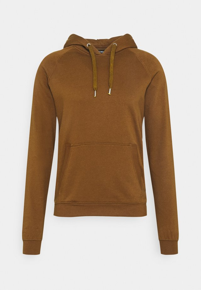 Jersey con capucha - brown