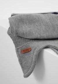 maximo - Mütze - grey melange/navy - 2