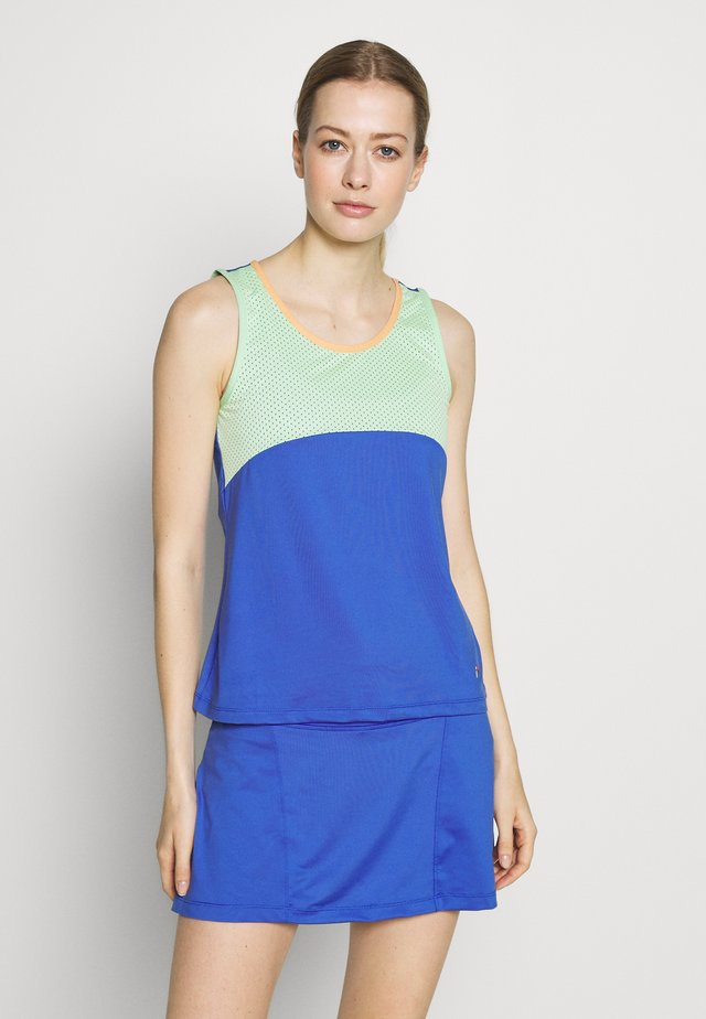 ALICIA - Sports shirt - amparo blue