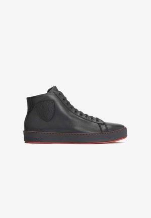 LEONID - Sneakers hoog - black