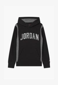 Jordan - Mikina skapucí - black - 0
