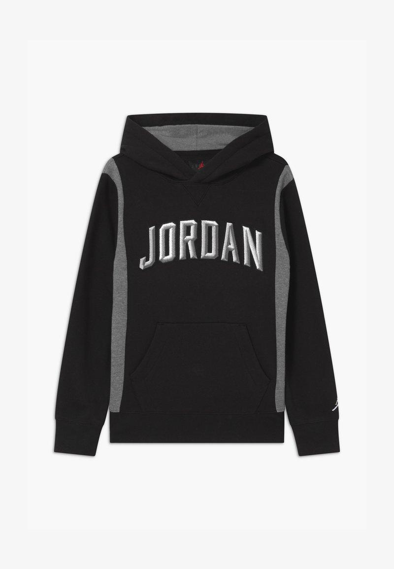 Jordan - Mikina skapucí - black